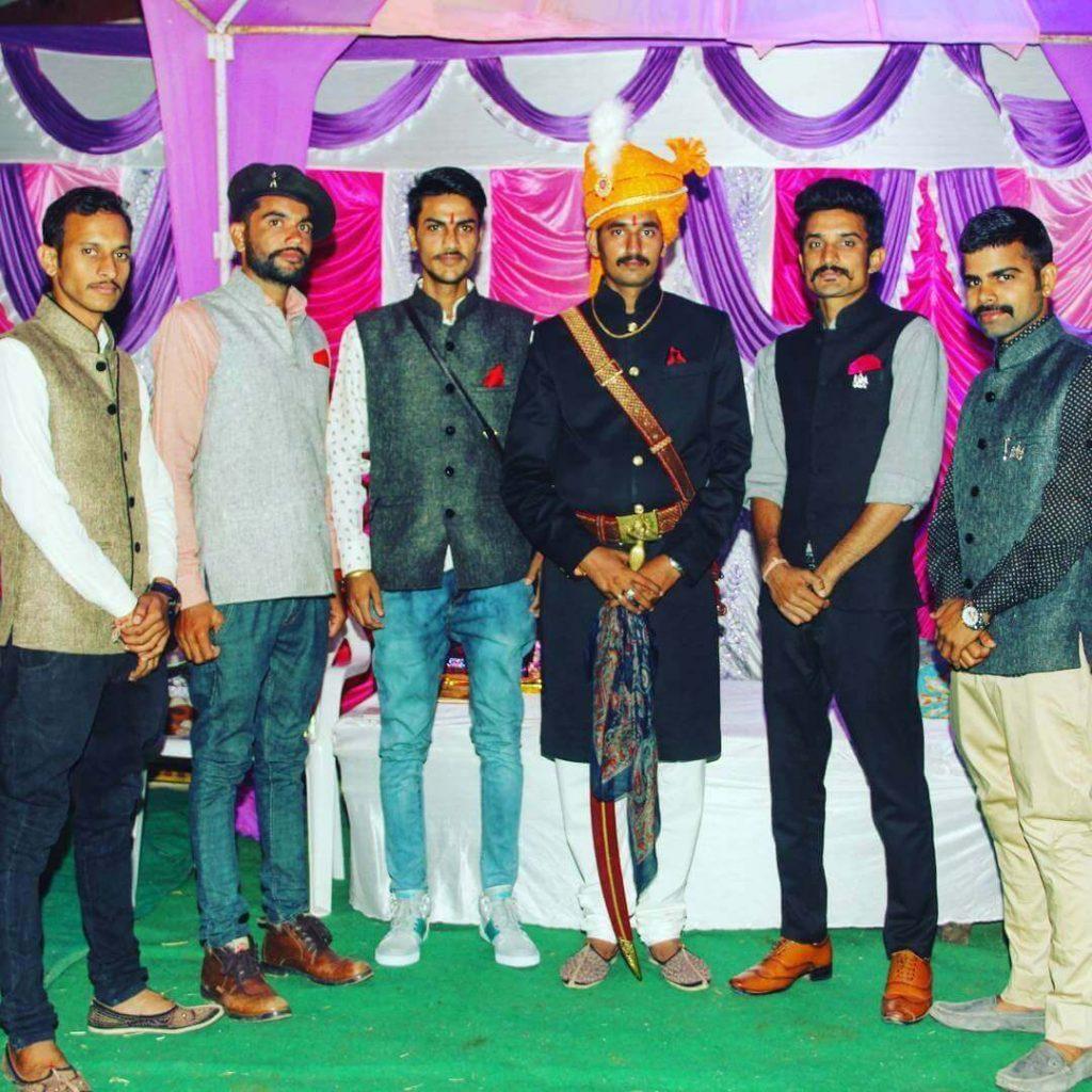 12 rajput wedding chouhano ka guda