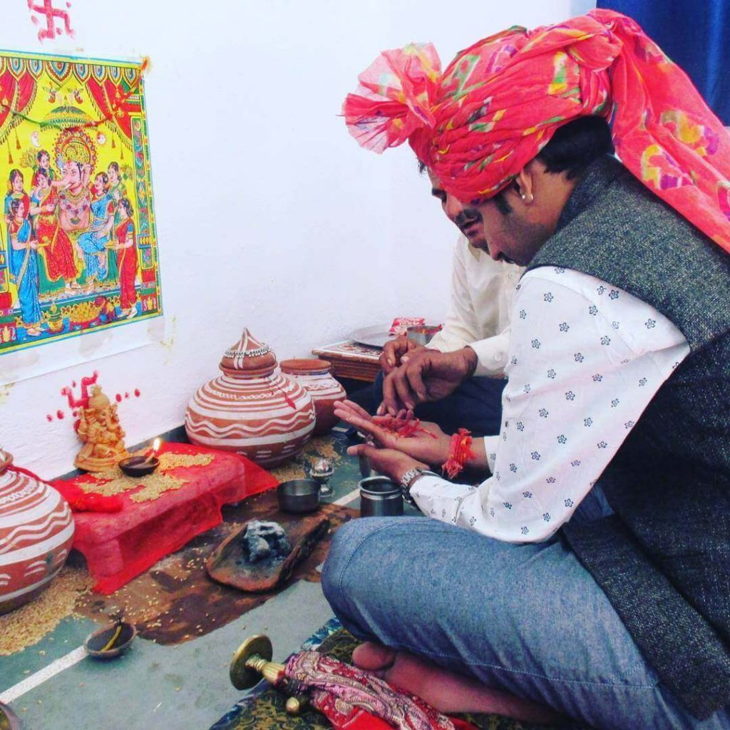 2 er vikram nath chouhan rajputi wedding photos