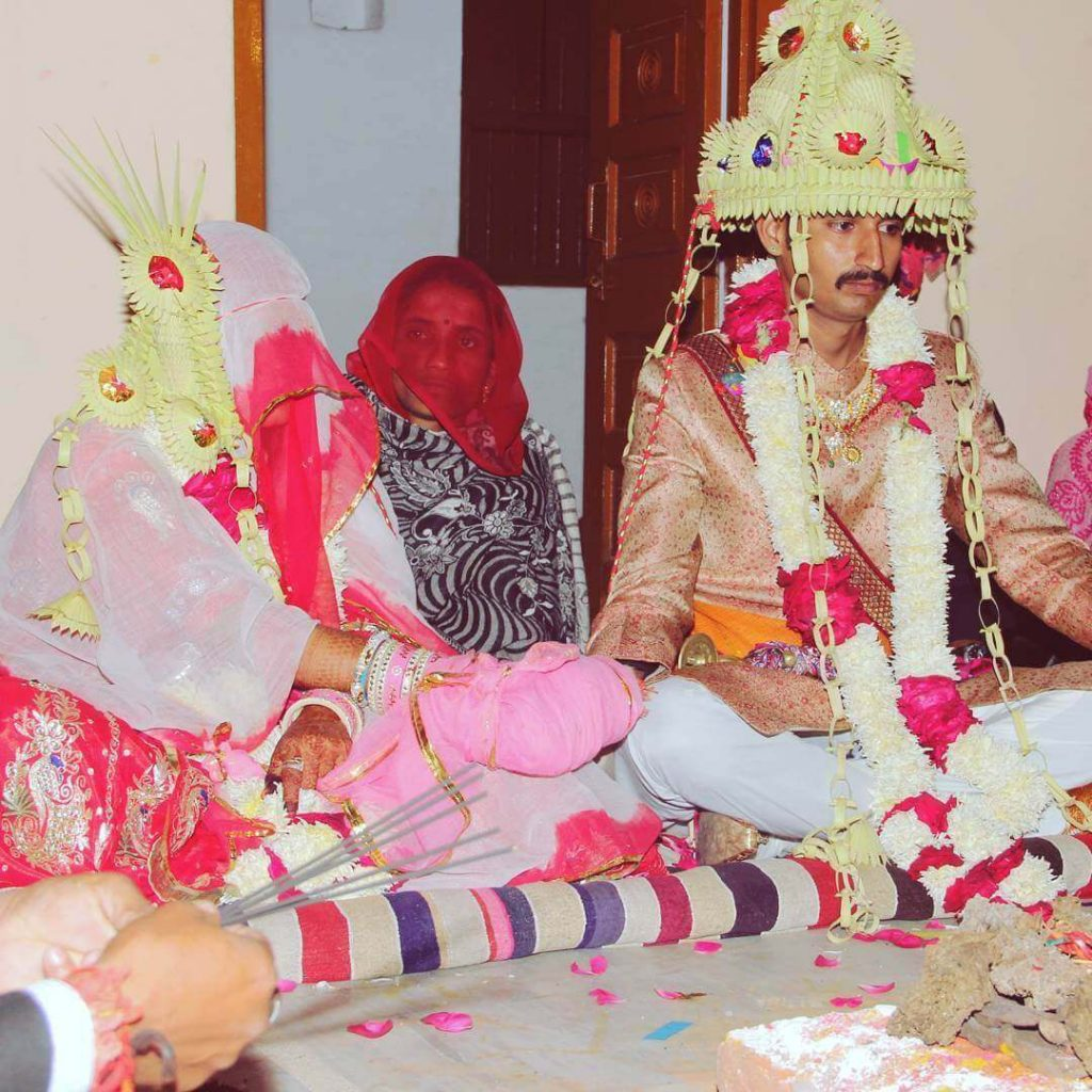 23 traditional rajput wedding dress