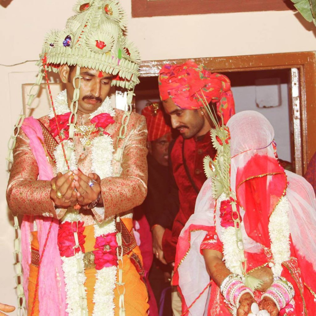 24 rajput wedding dress