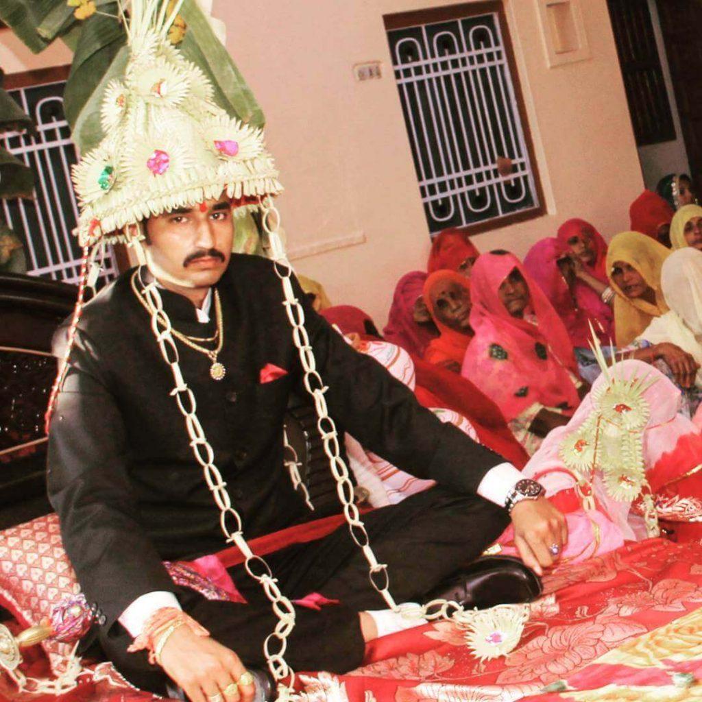 27 royal rajput wedding dress