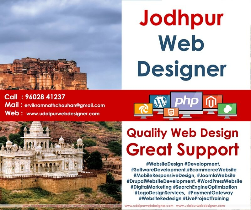 Web Design Company Jodhpur