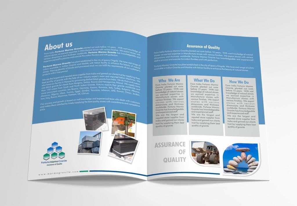 brochure design udaipur