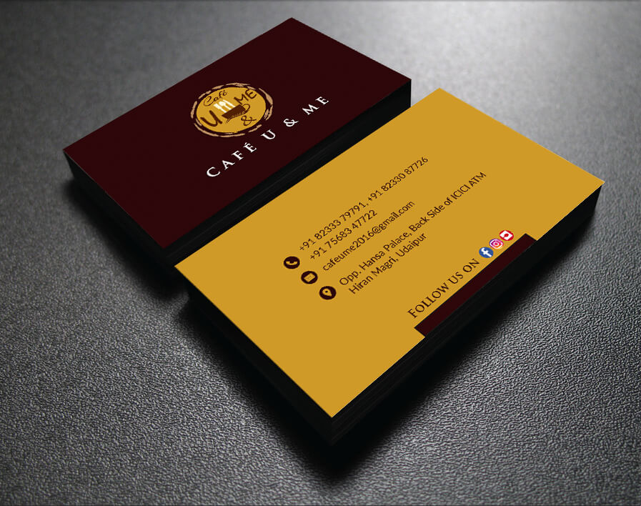 vcard designer udaipur