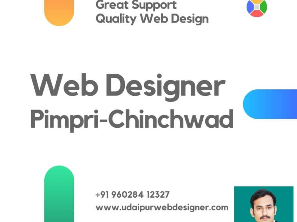 Web Designer in Pimpri-Chinchwad